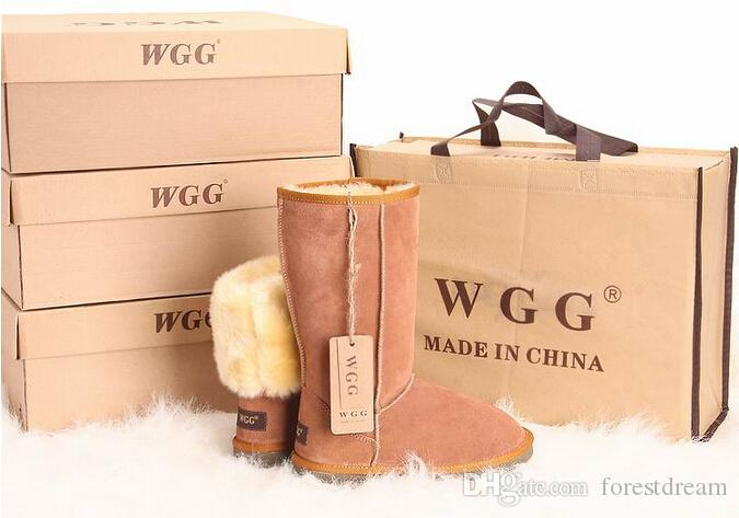 2015 High Quality WGG Women's Classic tall Boots Womens boots Boot Snow boots Winter boots leather boots boot US SIZE 5--12