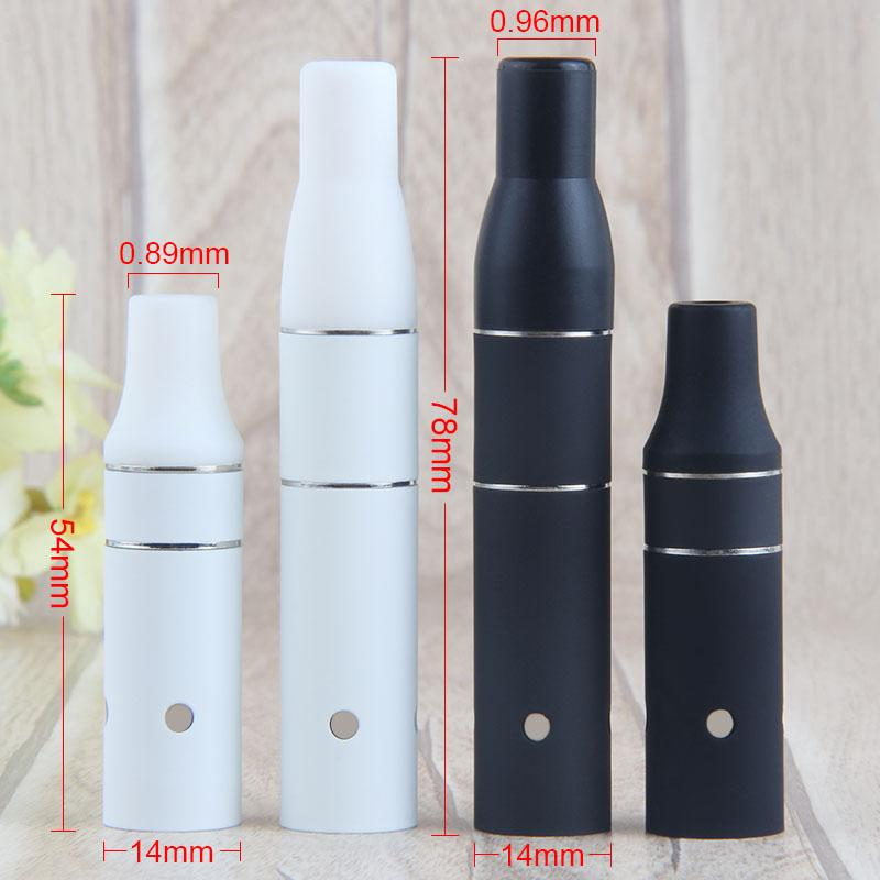 Mini Ago G5 Pen Wax Atomizer Dry Herb Vaporizer Herbal Vapor Heating Coil Vape for 510 Thread eVod eGo T Battery