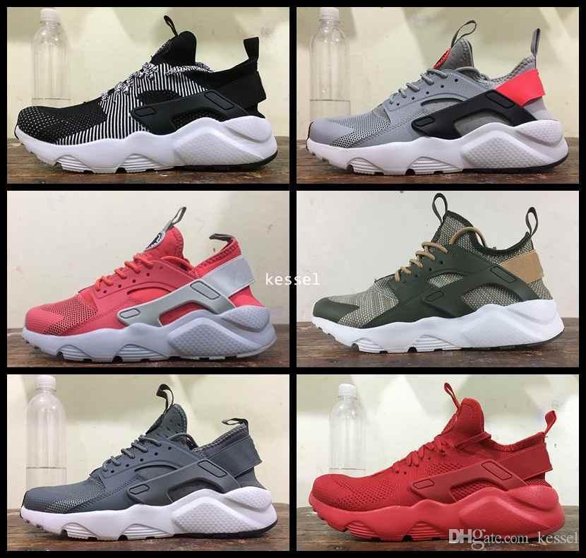 ff1bcecd8541d ... shop 2017 air huarache 4 ultra mens women running shoes huaraches knit  weave breathable run men