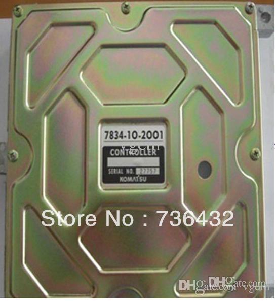 Schneller kostenloser Versand! Baggersteuerung groß für Komatsu PC200-6 6D95 7834-10-2000 / 2001/2002/2003, für Komatsu Baggerersatzteile