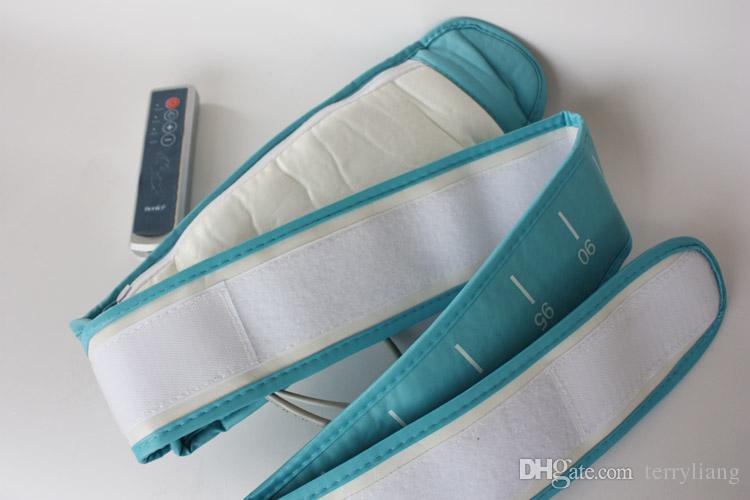 최신 진동 슬리밍 제품은 체중 감량 및 지방 벨트 연소 버너 제거 - 셀 룰 라이트 바디 랩 허리 곡선 모양