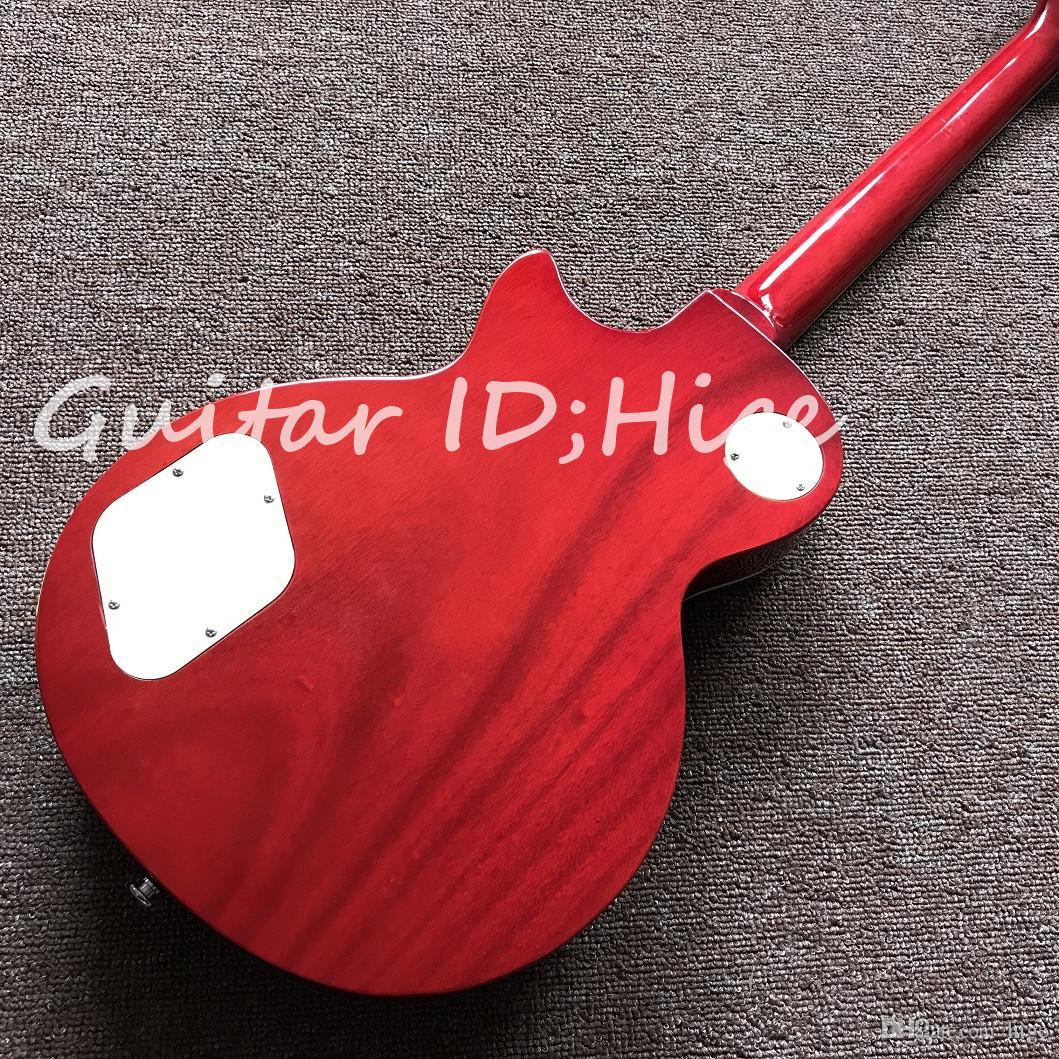 Hochwertige Neue Ankunft Slas gitarre Chinesische gitarre fabrik e-gitarre gelb Slas Appetit, heißer verkauf hohe qualität guitarra