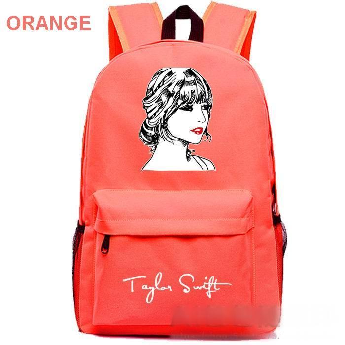 Talor Swift Backpacks High School Waterproof Bookbag Men Women Travel Bags  School Bags Mochila For Teenagers Boys Girls Kids Canada 2019 From Iamcindy 24fd319d07c29