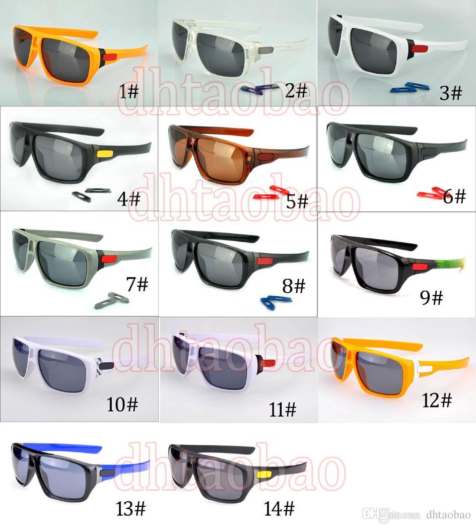 Moq = 1 Pz di Alta Qualità Unisex Classic Piazza Retro Polarizzati Occhiali Da Sole + Caso Goggle Outdoor Ciclismo Occhiali Da Spiaggia i Spedizione Gratuita