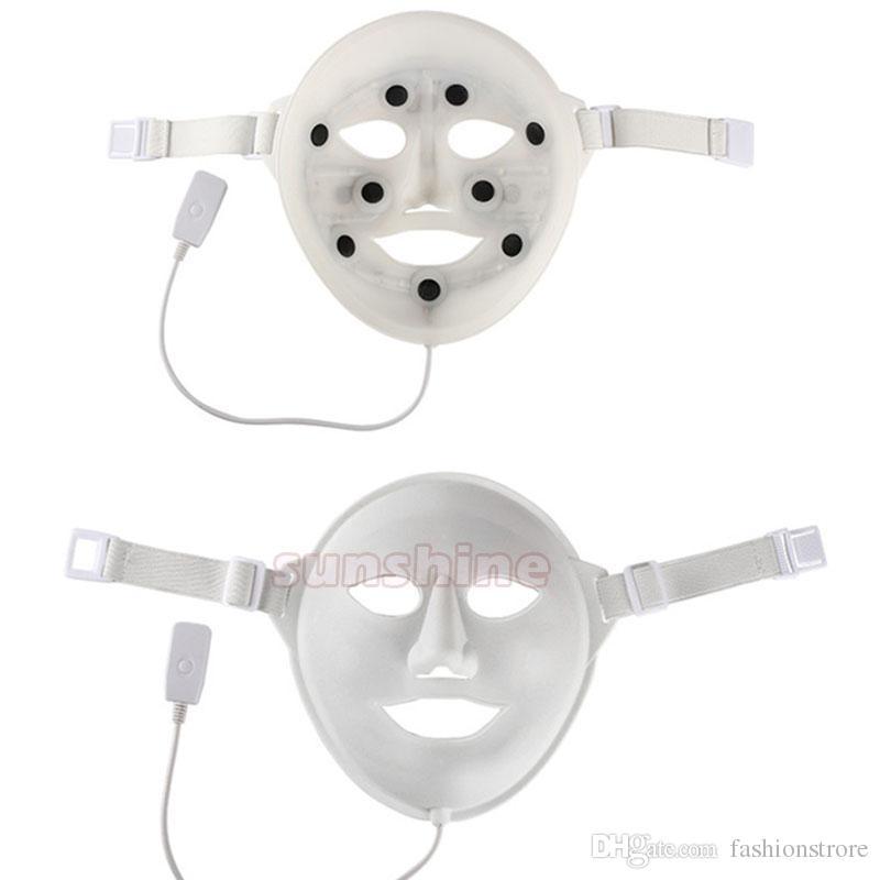 Wholesale 3d Vibration Photon Led Facial Mask/magic Skin Rejuvenation Led Masks/led Pdt Bio-light Therapy
