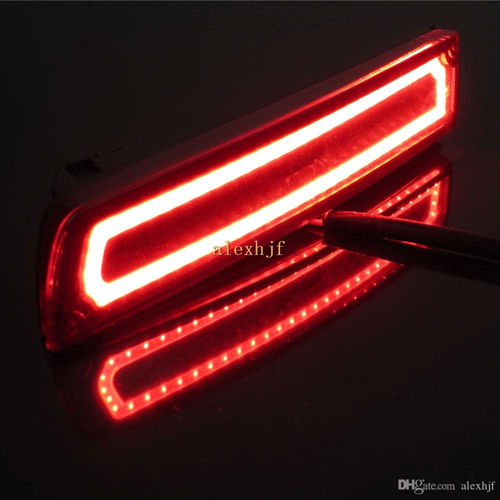 2019 Led Light Guide Brake Lights Case For Infiniti Fx37