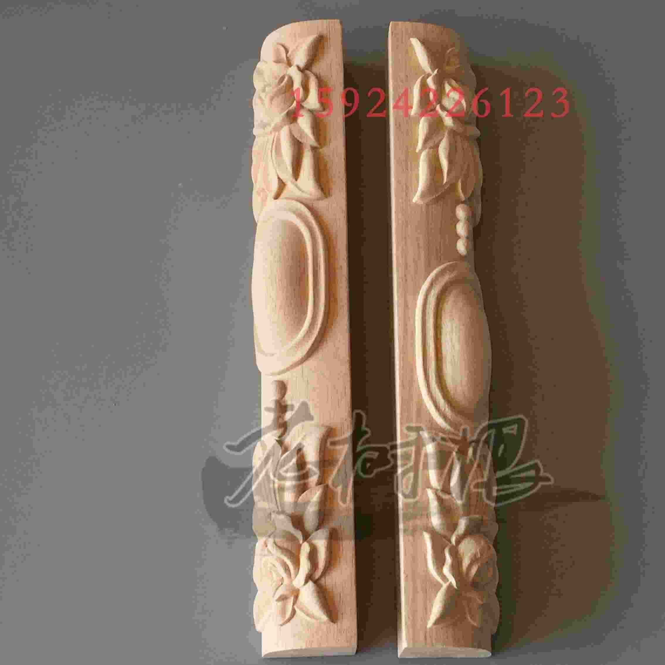 Compre Dongyang Madera Tallada Pilares De Madera Tallada Pilares  # Muebles Tallados En Madera