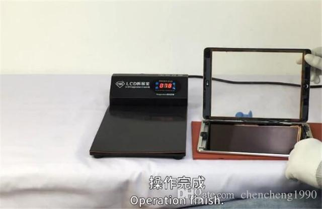 TBK-568 LCD Screen Open Separate Machine Repair Tool Separator Teardown for iphone Samusng Ipad Tablet lcd Temperature Controller