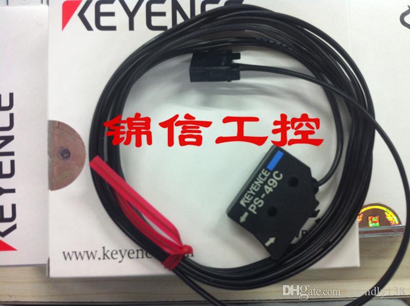 KEYENCE PS-49C Светоэлектрическая головка датчика отражательная головка датчика Brandnew гарантированность высокого качества на один год
