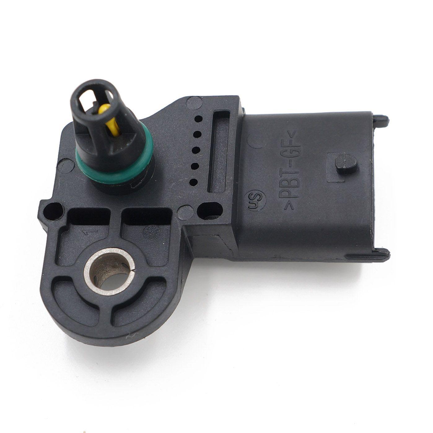 2017 Original Factory Intake Manifold Air Pressure Sensor Map Oem