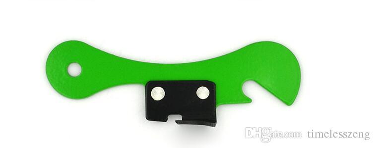 New kitchen tools can opener Multifunctional can and beer bottle opener Super good metal jar opener