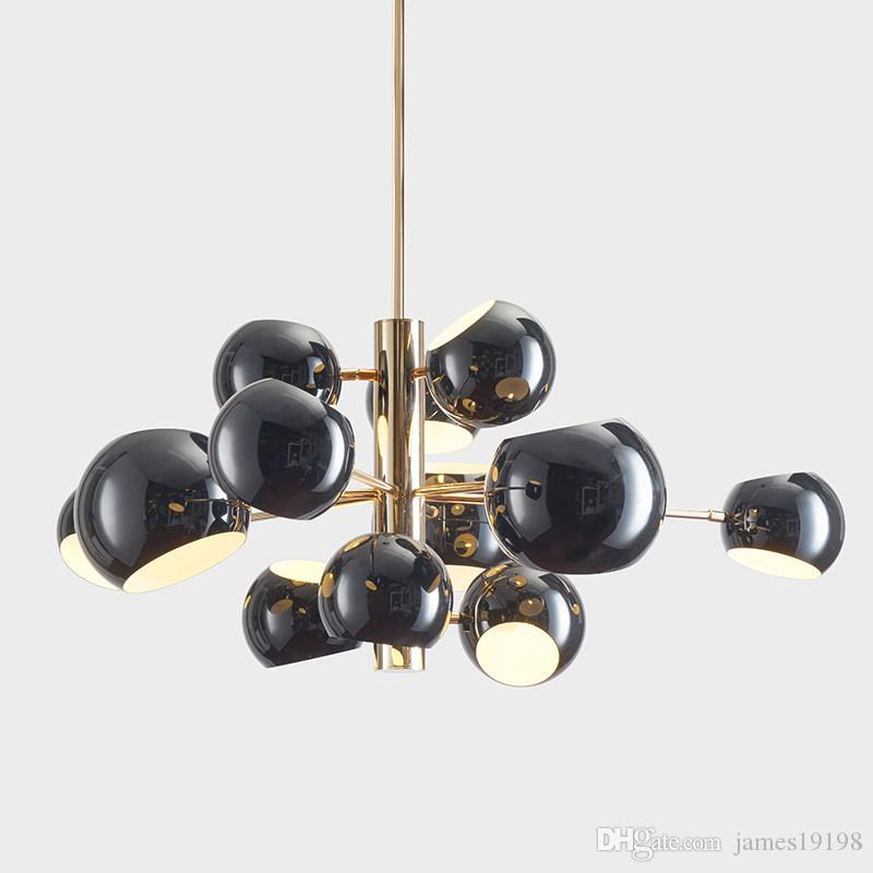 Modern Globe Creative Designer Simple Pendant Lamp Hanging Lighting Suspension Light Dinning Room Living Room Home Decor Free