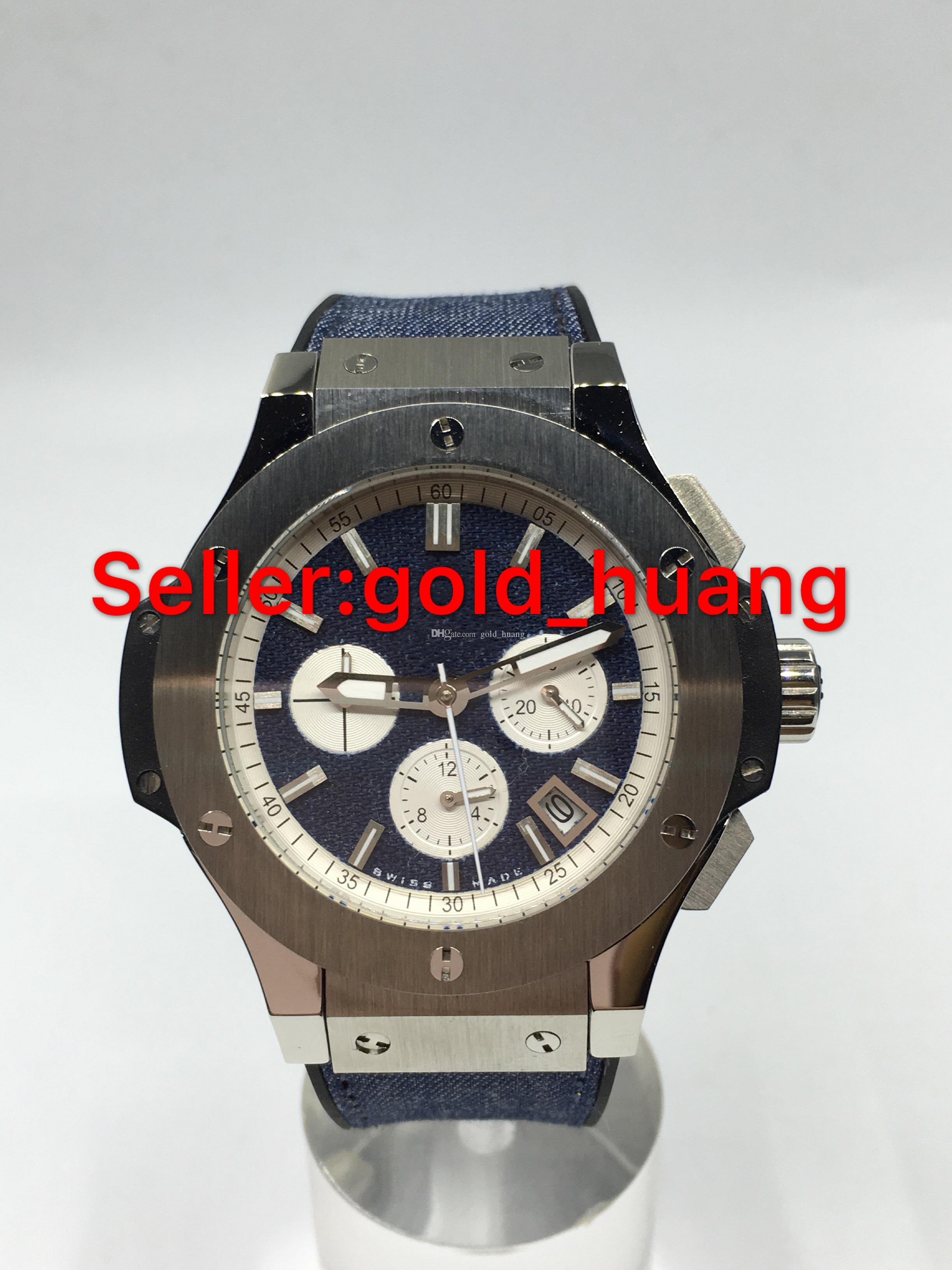 canvas polished movement quartz dial kinetic products case time delray grey mcdowell wire lug watch blue watches auto