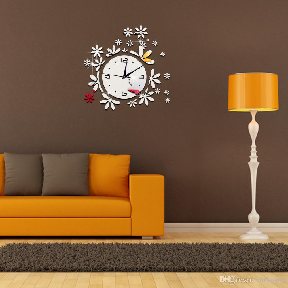 Specchi decorativi finest simple sticker decorativi per pareti paesaggio adesivi murali adesivi - Specchi adesivi da parete ...