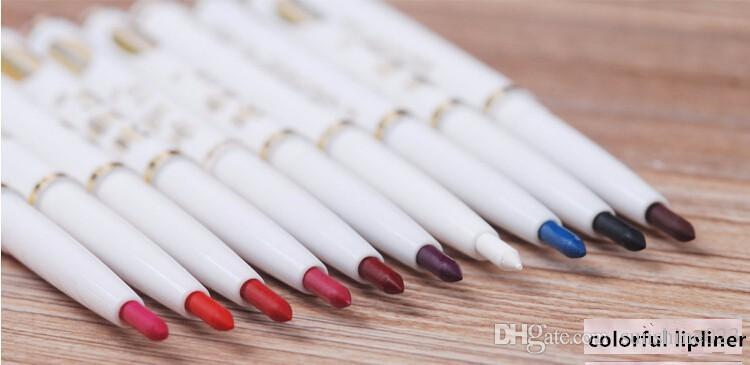 New Brand nature lip pencil long-lasting makeup lipstick lady waterproof beauty maquillage lip liner