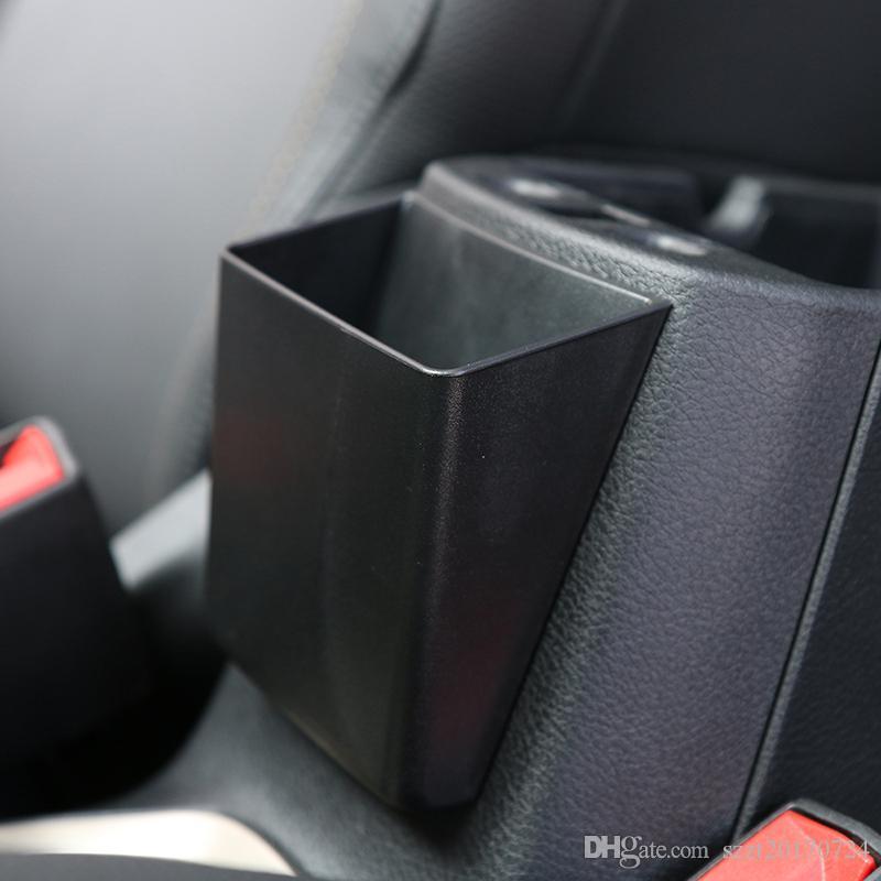 Pour Jeep Renegade voiture Accoudoirs Boîte de rangement central pour Jeep Renegade 2016+ ABS Intérieur Accessoires Styling