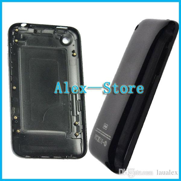 395abdbd303 Accesorios Para El Movil Para IPhone 3 3S Carcasa Carcasa Trasera Blanca O  Negra Carcasa De Batería Para IPhone 3G 3GS 8GB 16GB 32GB Carcasa Trasera  De ...