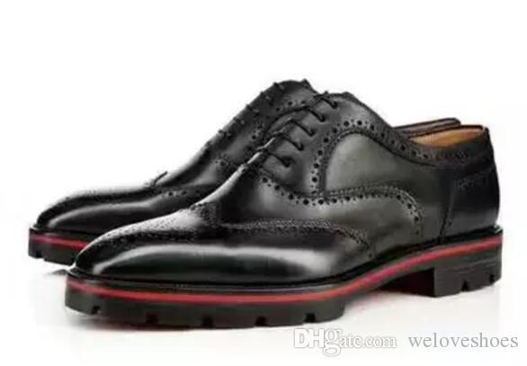 2019 новое поступление модные мужские туфли многоцветные кожаные туфли мужские джентльмен стиль зашнуровать мокасины мужчины деловая обувь ну вечеринку квартиры