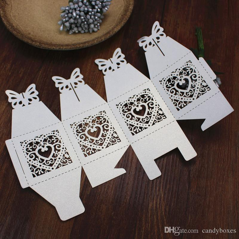 Baby shower decorations small heart shape favor boxes baby shower gift boxes baby shower party supplies