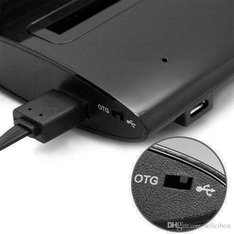 Supporto caricabatteria Dual Sync Samsung Galaxy S3 i9300 S4 i9500 Nota 4 Supporto caricatore dock OTG Dock Station