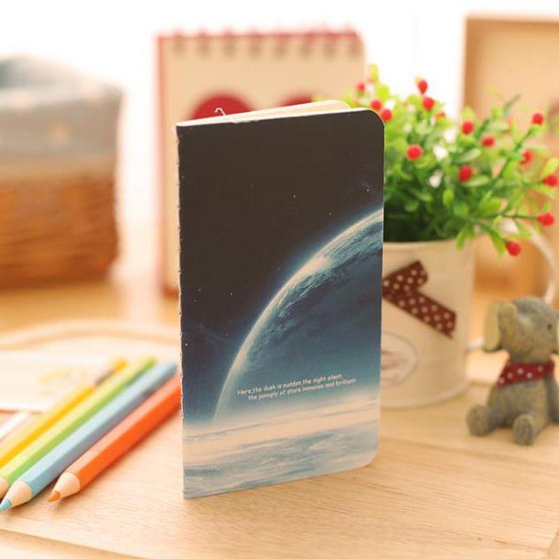خمر الرومانسي سماء نجمية سلسلة كرافت ورقة دفتر اليوميات مذكرات المفكرة خمر لينة الدفتر المذكرات اليومية منصات
