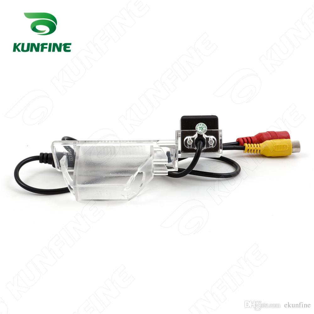 Caméra de recul HD CCD pour Nissan X-Trail 08 10 12 caméra de recul de voiture inversant la vision nocturne étanche KF-V1136