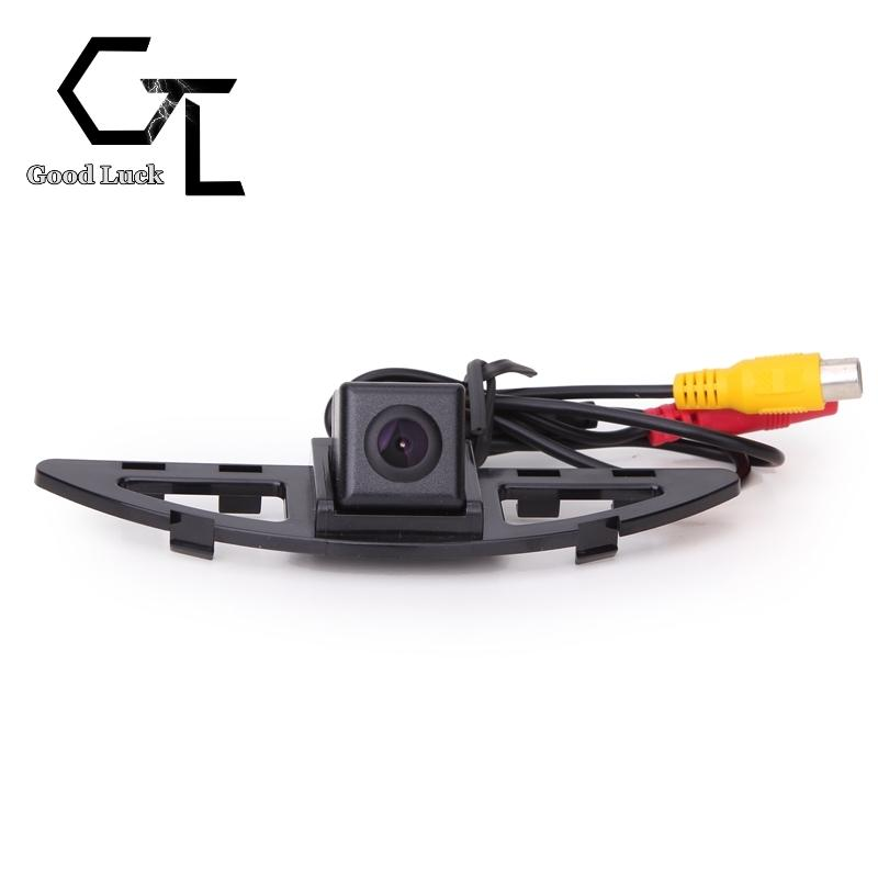 For Honda Ballade City 2012 2013 2014 Lighting hole Wireless Car Auto Reverse Backup CCD HD Rear View Camera Parking Assistance