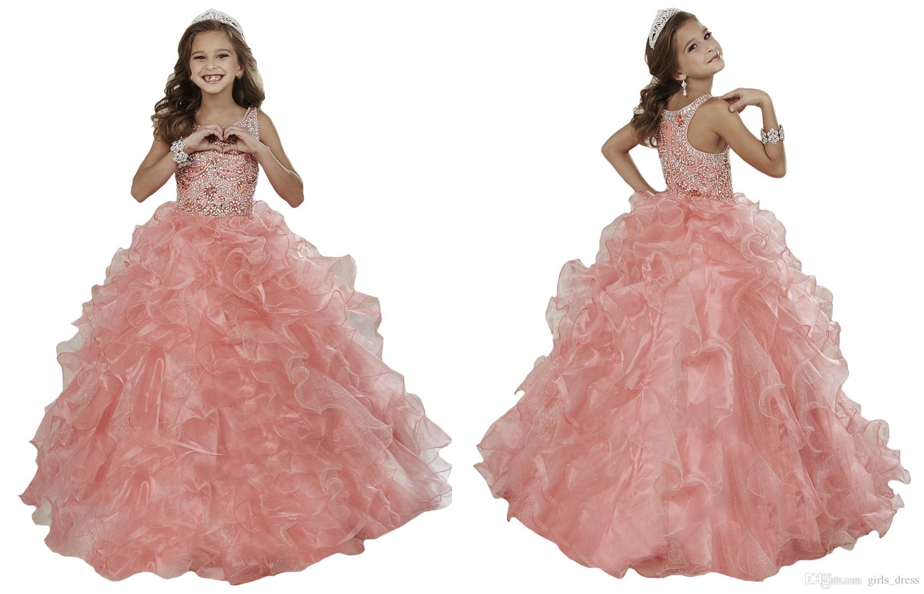 641d4952254 Hot Pink Pageant Dresses For Sale - Gomes Weine AG