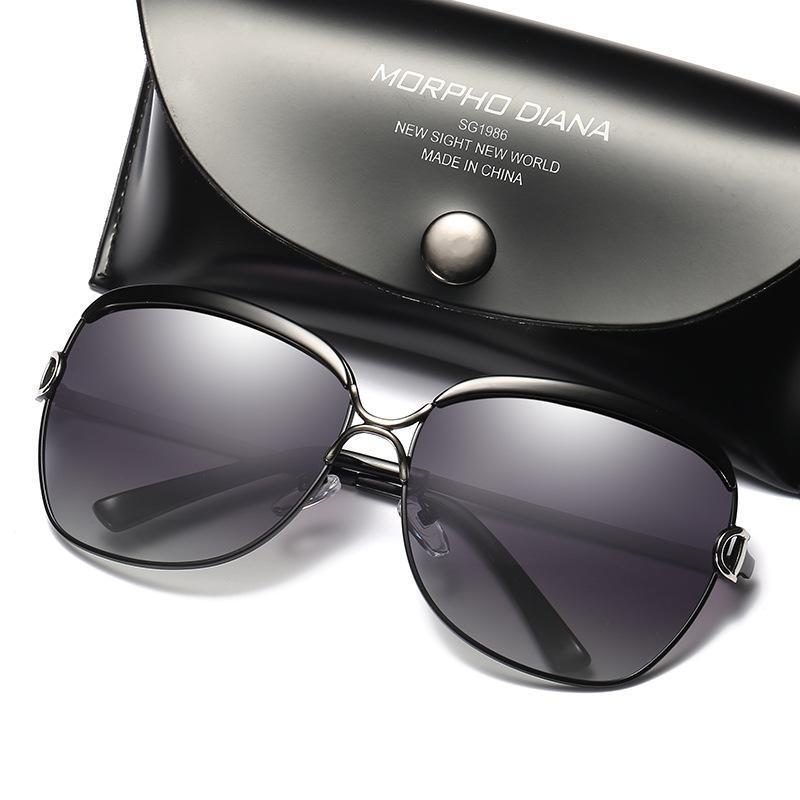 bd99e38fefb Fashion Brand Designer Sunglasses For Women Star Style High Quality ...