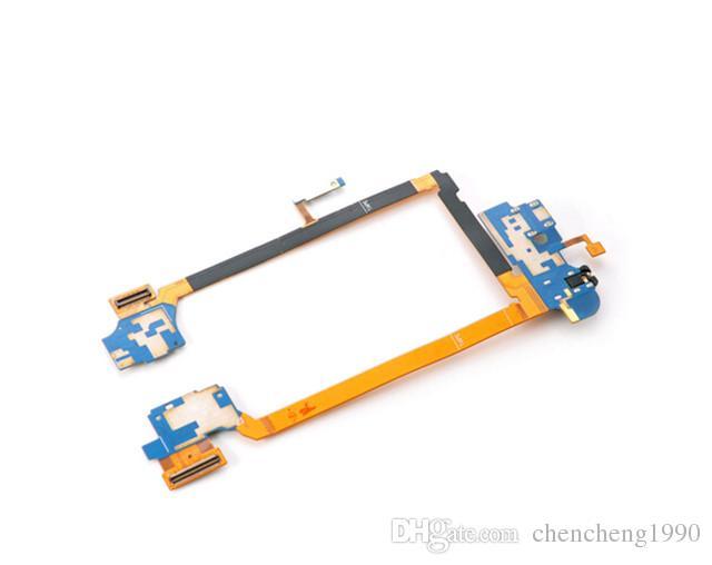 Для LG G2 D802 OEM новый Micro USB зарядное устройство порт зарядное док-разъем с разъемом для наушников бесплатная доставка