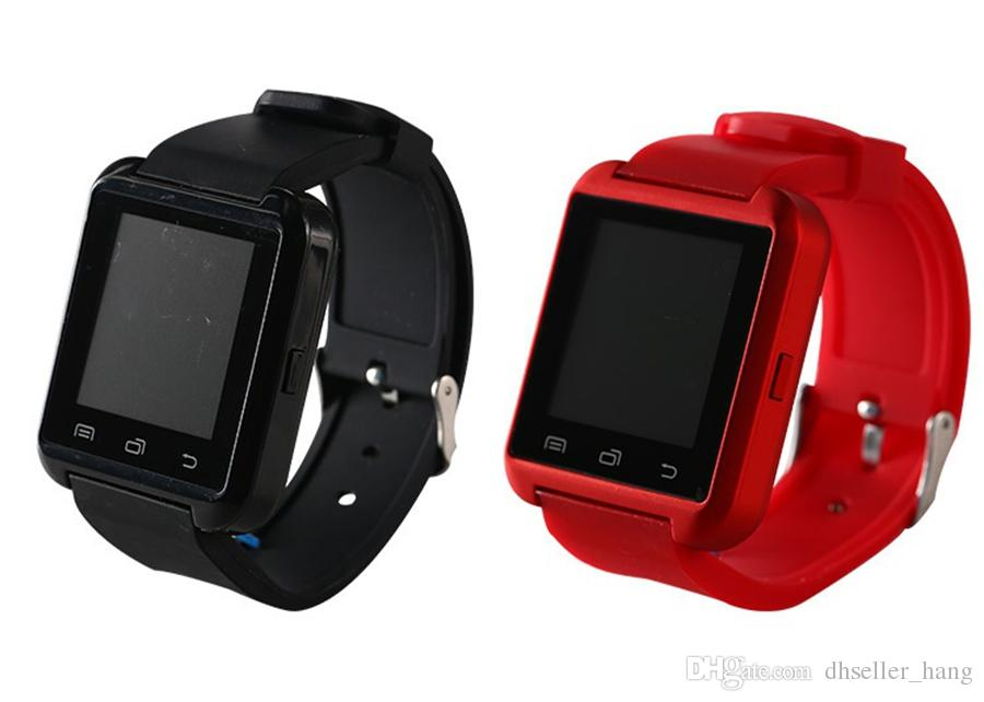 U8 SmartWatches U Watch Smart Watch Touch Screen WristWatch For iPhone 6S Samsung S7 HTC LG Android Cell Phones Smartphones Answer