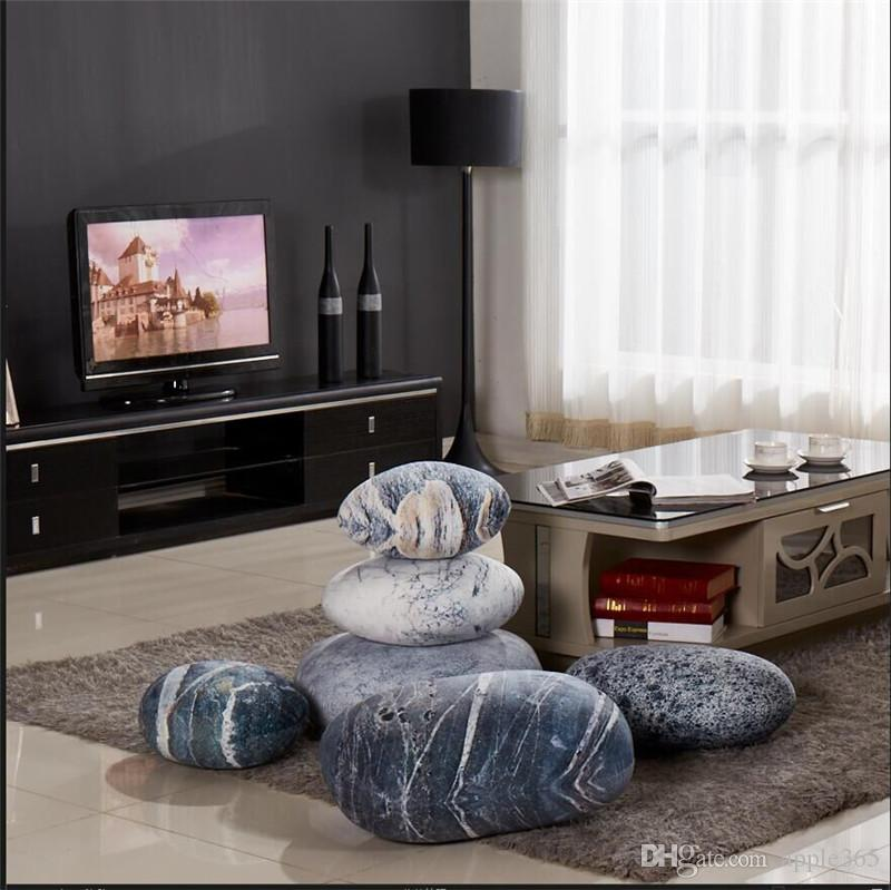 *wholesale Rock Stone Pillow Cover/Case Bean Bag Cover *living Stones Shape Pillow Cases/Covers Without Stuffing Wicker Patio Furniture Cushions Outdoor ... & wholesale Rock Stone Pillow Cover/Case Bean Bag Cover *living ... pillowsntoast.com