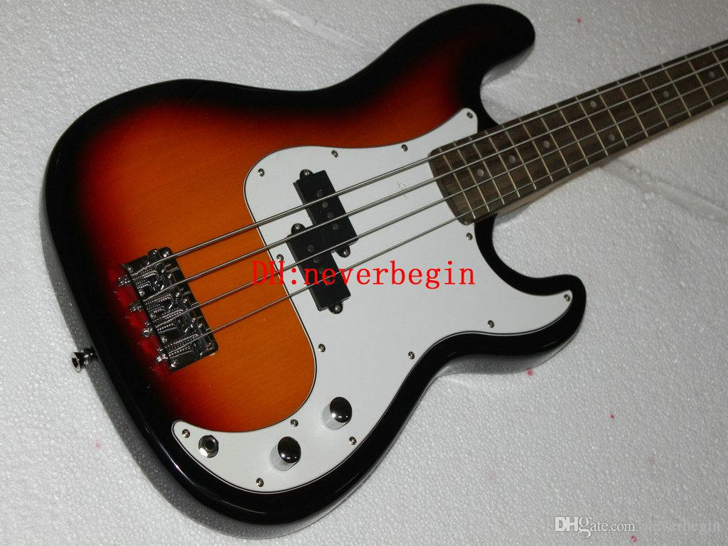 wholesale bass guitar newest 4 strings high quality electric bass high cheap acoustic bass. Black Bedroom Furniture Sets. Home Design Ideas