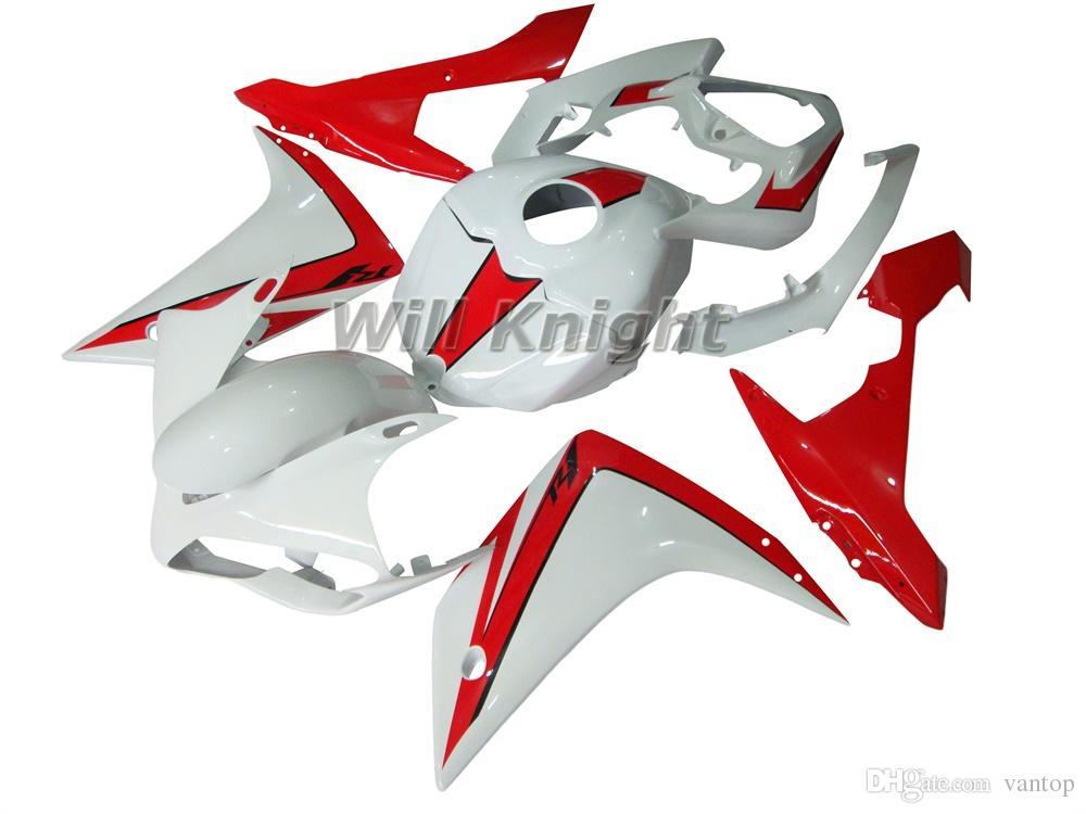 Kit di carenatura completo scocca a iniezione del telaio del motociclo YZF1000 YZF R1 Kit di carenatura anteriore iniettore di ABS 2008 2008 rosso blu