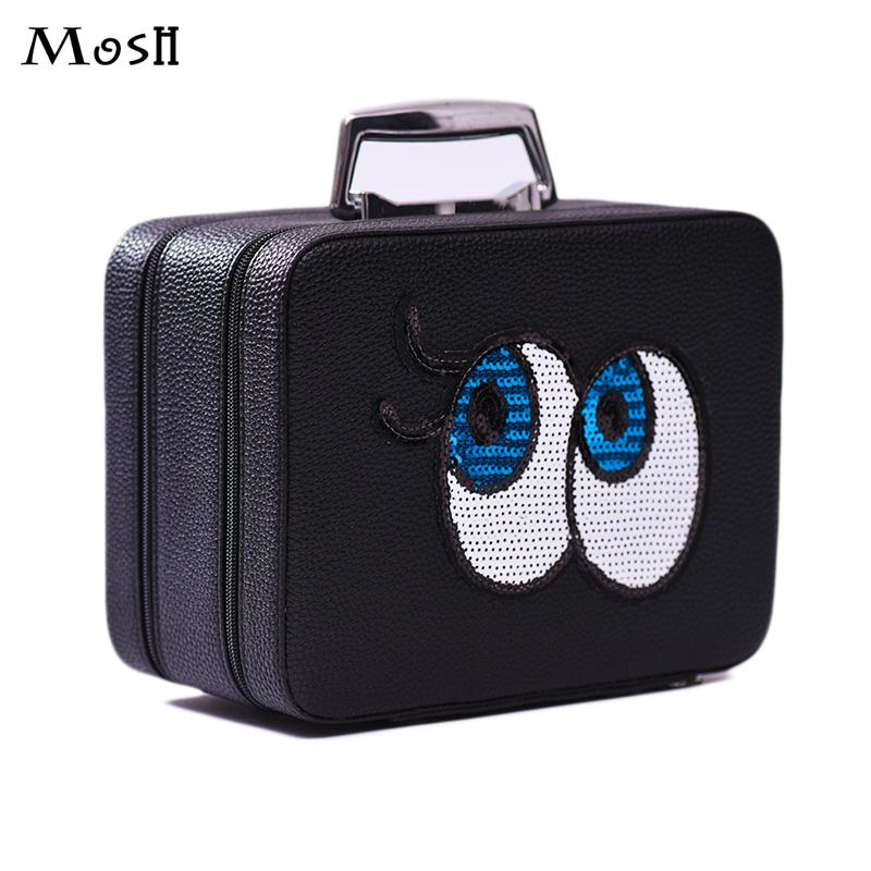 Online Cheap Wholesale Makeup Organizer Case Bag Portable Travel Cosmetic  Box Fashion Beauty Train Case Toiletry Kit Storage Makeup Case Pouch Bags  By ...