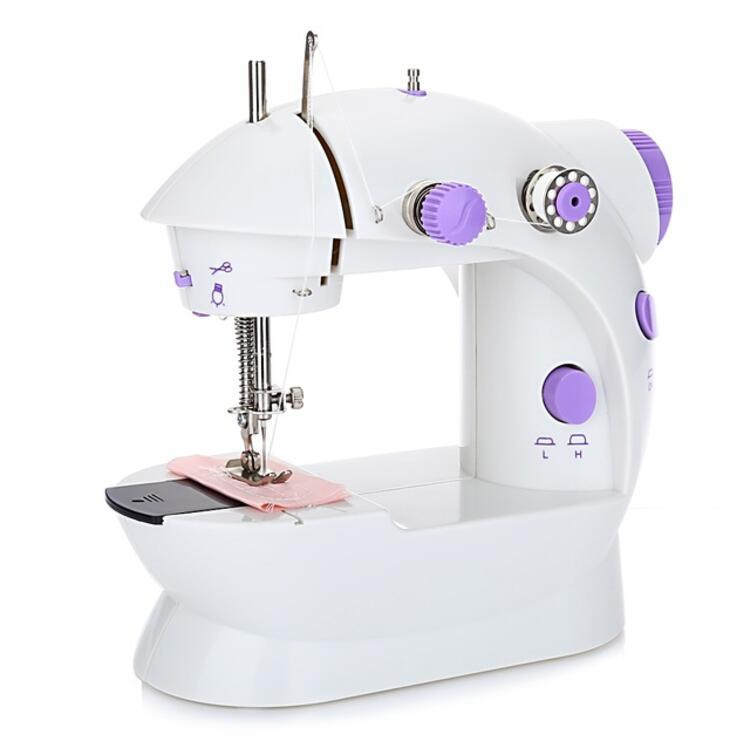 Best Mini Handheld Sewing Machines Dual Speed Double Thread Mesmerizing What Is The Best Thread For Sewing Machines