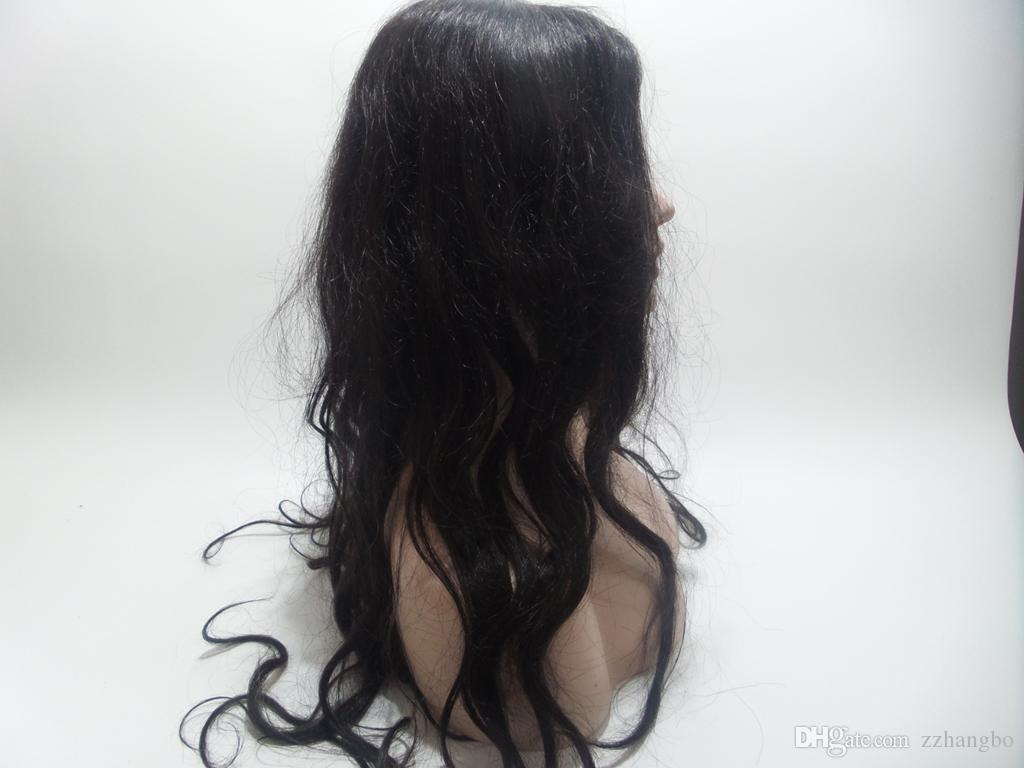 Full Lace Wigs Best Quality Brazillian Body Wave Full Lace Human Hair Wigs, silk Glueless Lace Front Human Hair Wigs For Women Good Quality