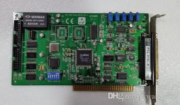 Advantech PCA-6187VE / PCI-1756 / PCI-1240U / PCI-1711UL-CE 100k / MIC-3377 A1 / PCI-1612BU / PCI-1760 / PCL-746 / PCI-1713 / PCL-818L-B pour Advantech