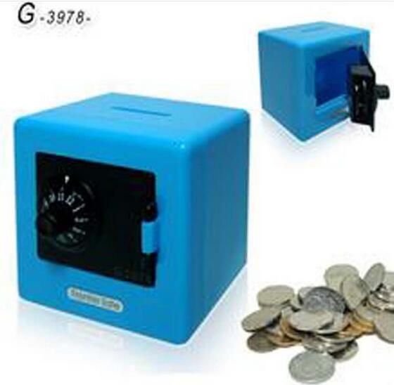 Мода Горячий Детский Код комбинации Код Безопасный Копилка Копилка Копилка Для Сохранения Монеты Cash Горячие Продажи для подарка