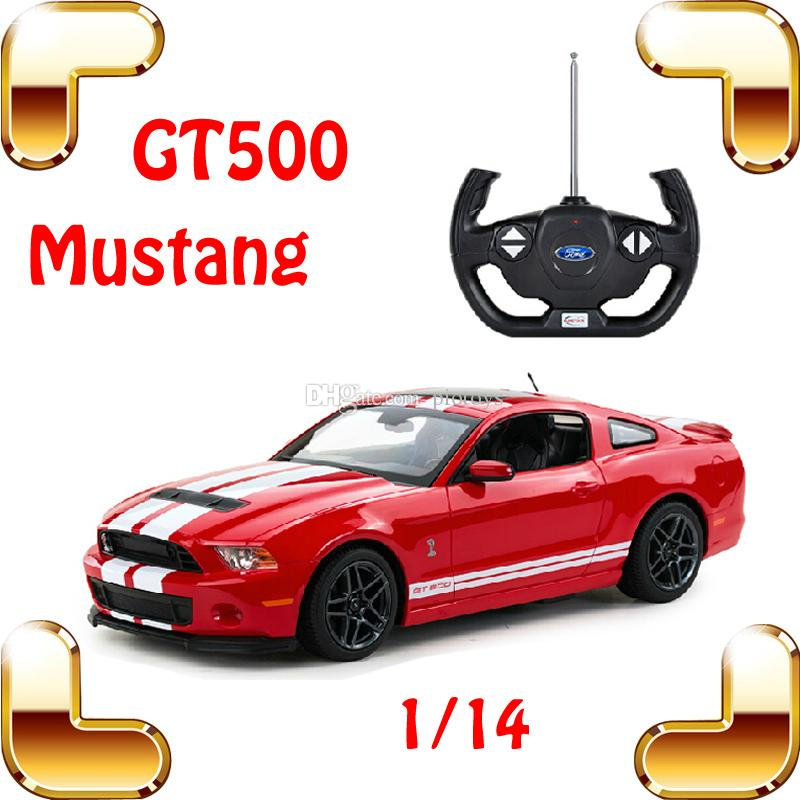 New Year Gift 1 14 Mustang Gt500 Rc Car Classic Roadstar Need For