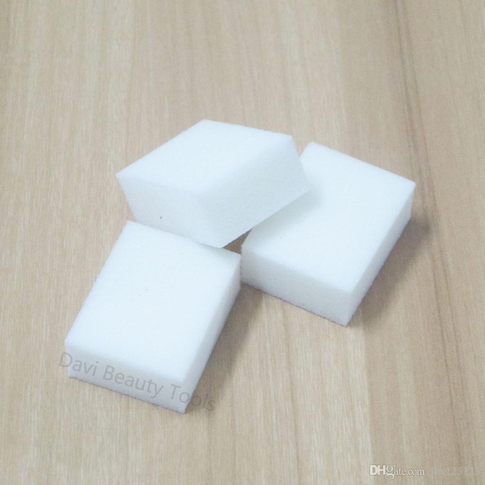 Plik 20 sztuk / partia Mini Biały Szlifcyjny plik bloku do paznokci Pielęgnacja paznokci Salon Nail Art Narzędzia Nail # BK0361-01 Darmowa Wysyłka