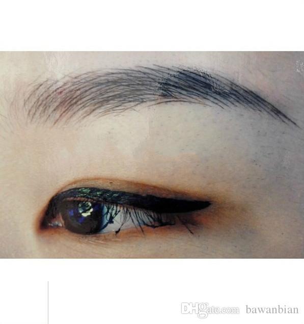 Wholesale-silver professional permanent makeup pen 3D embroidery makeup manual pen tattoo eyebrow microblade