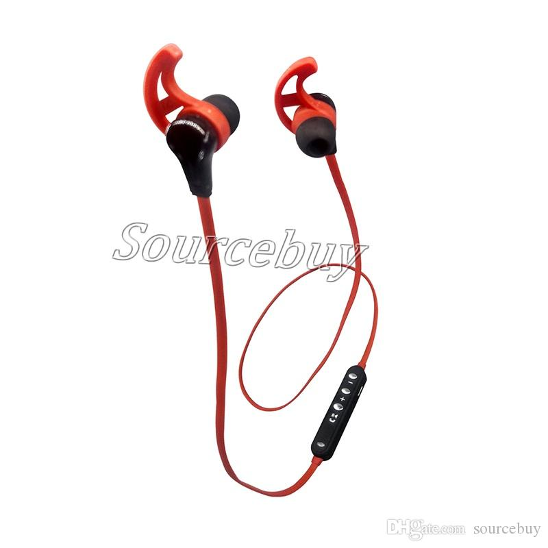 D21 Hot Cheap Wireless Stereo Bluetooth Sport Earphones Neck wireless bluetooth Horns headphone headset handfree universal for cell phones