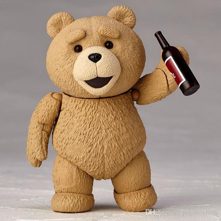 Großhandel Popotoyfirm Film Ted 2 10 Cm Boxed Ted Teddybär Bjd ...