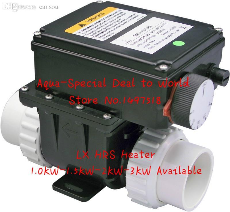 2018 Wholesale Bathtub Hot Tub Spa Pool 3000w Water Heater Lx H30 ...