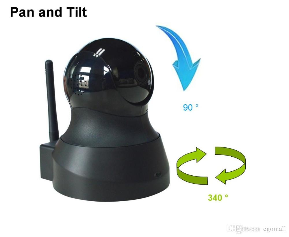 Tenvis IP Camera Baby Monitor 720P Wireless WIFI Pan /Tilt Onvif PTZ Camera P2P Tech for Smartphone CCTV Security