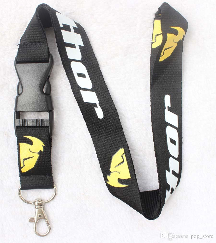 New lfor thor Lanyard Keychain Mobile Phone Strap Charms ID Badge buy free delivery now