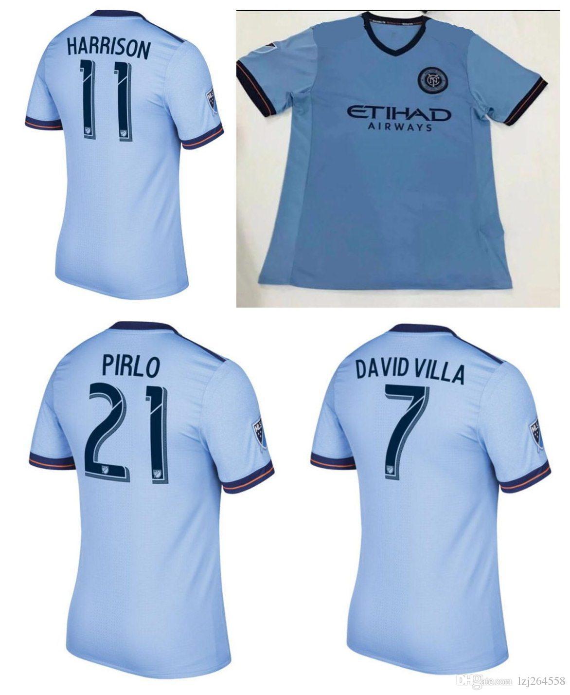 Whosales Discount New York City FC 2018 Soccer Jerseys 9b08f6fd99bf