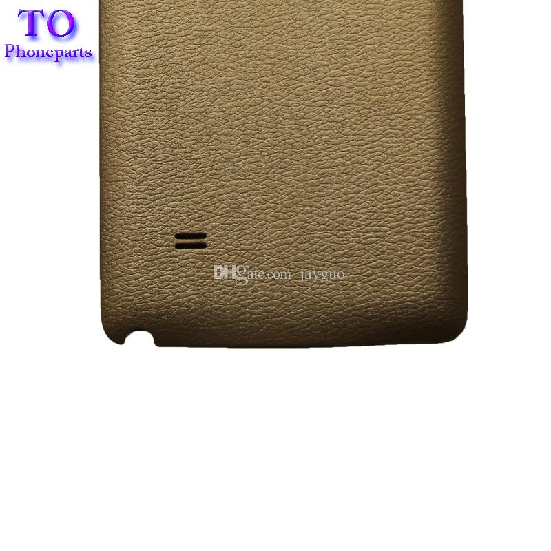 DHL OEM couvercle de la batterie pour Samsung Note 4 Note4