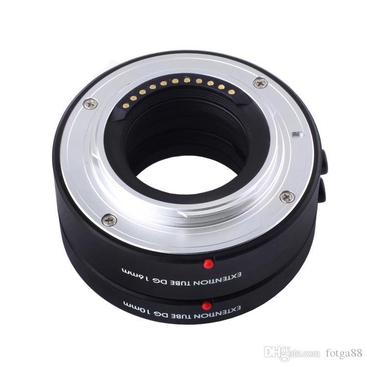 Macro AF Auto Focus Extension Tube DG Set for Four Thirds M43 Micro 4/3 Camera